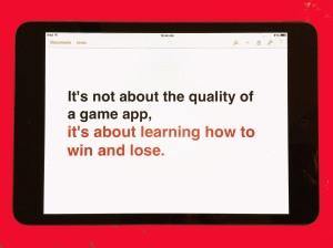 game app's