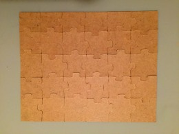 recycled puzzle